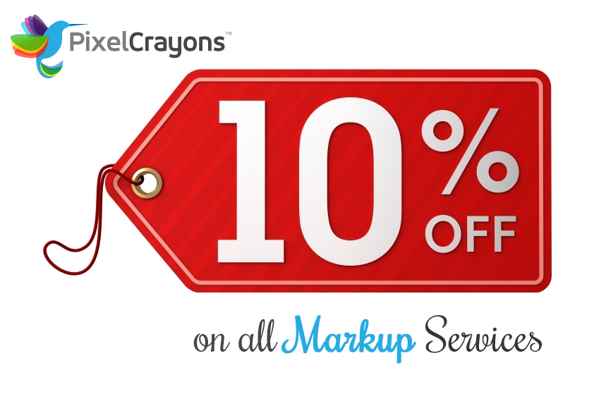 PixelCrayons May 2014 Discount
