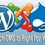 Which OpenSource CMS is best for you: WordPress, Joomla or Drupal?
