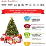 Christmas Bonanza: Avail 15% Discount on all Services at PixelCrayons