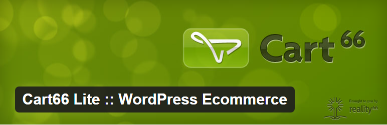Cart66 Lite  WordPress Ecommerce