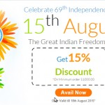 "PixelCrayons Announces ""The Great Indian Freedom Sale"""