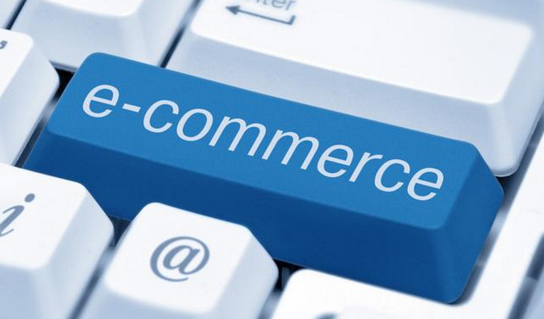 eCommerce Products Page
