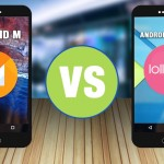 Android 6.0 Marshmallow vs Android 5.1 Lollipop