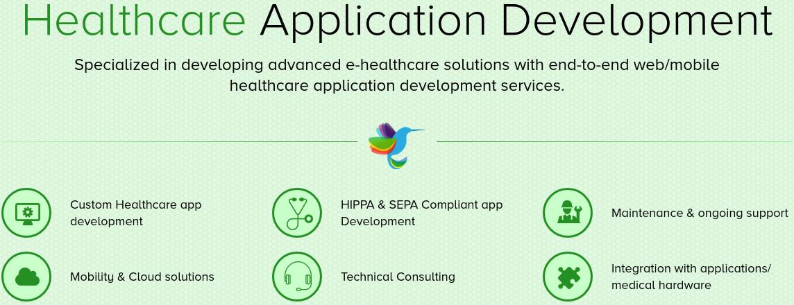 Healthcare Web Mobile App Development Healthcare Software Development