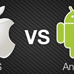 android vs ios mobile