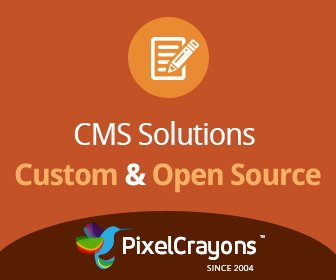 PixelCrayons CMS Development Services