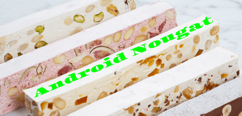 Android Nougat PixelCrayons