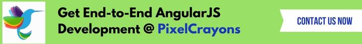 AngularJS Development @ PixelCrayons