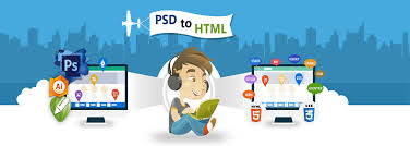 PSD to HTML5