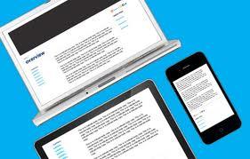 Responsive Web Design: A New Dimension in Web Design and Development Arena