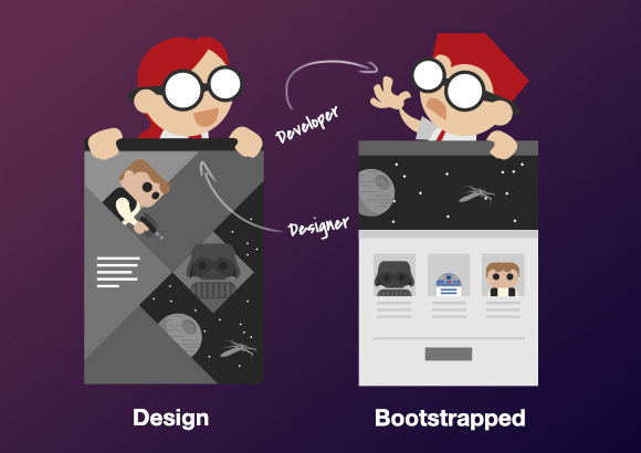 Step Up Your Web Development with BootStrap