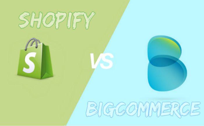 BIGCOMMERCE VS SHOPIFY: Elaborate Comparison Of Leading e-Commerce Platform