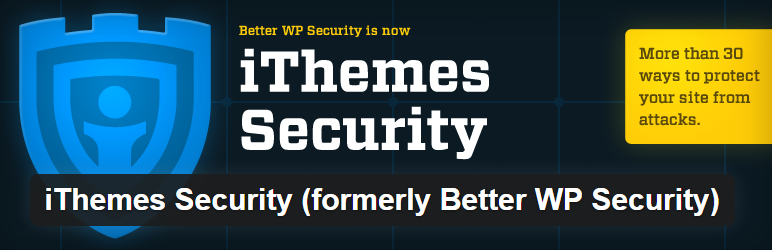 iThemes Security Ecommerce Plugin