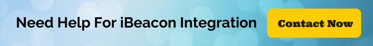iBeacon integration help