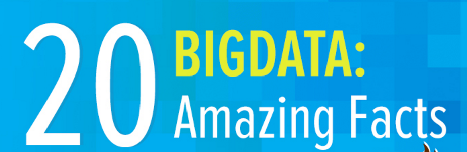 Big Data: Amazing Facts and Stats (Infographic)