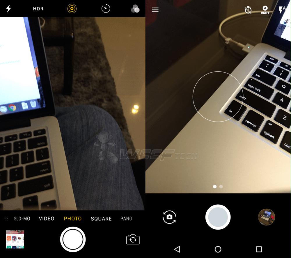 iOS 10 Beta Vs Android N_16