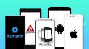 PhoneGap vs Xamarin vs Titanium