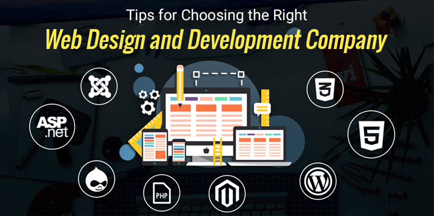 How to Select Right Website Application Development Companies?