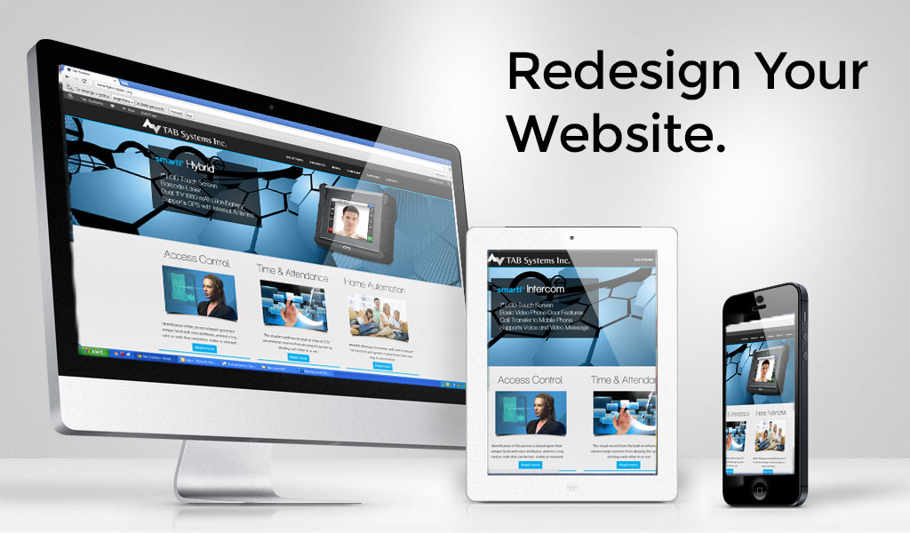 Redesigning Website? Ask Yourself These Questions