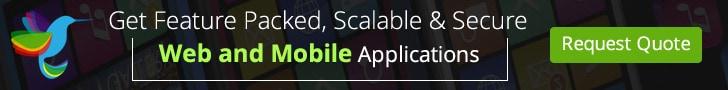 IoT application development
