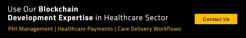 blockchain benefits in healthcare