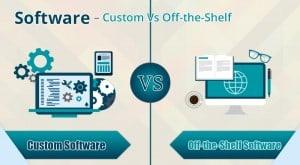 custom software development, custom software development company, top software development company, software development services, Custom Software Development vs Off-the-shelf Services