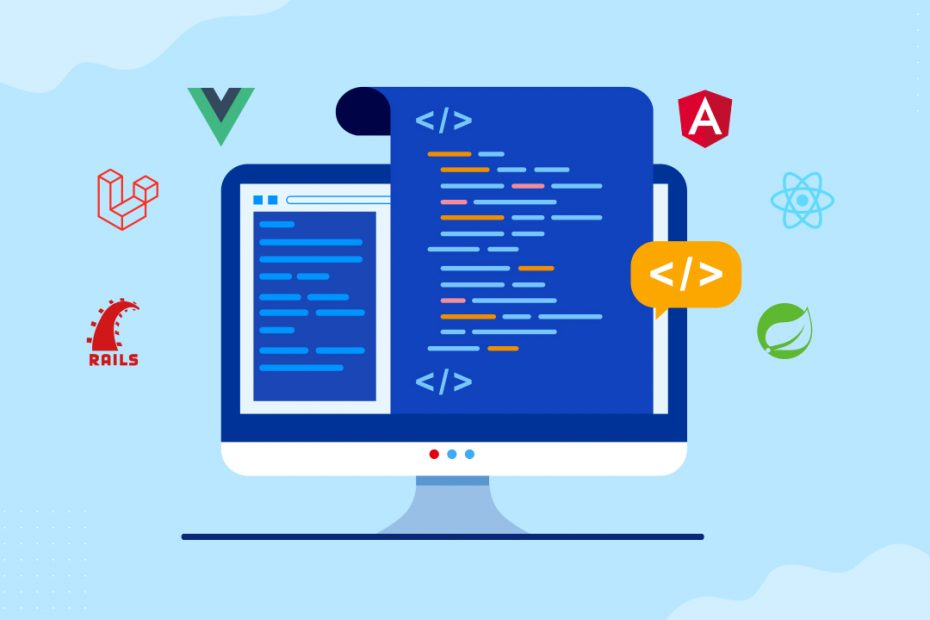 Web Development Frameworks comparison