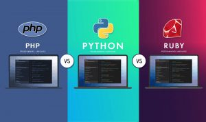 php vs python vs ruby