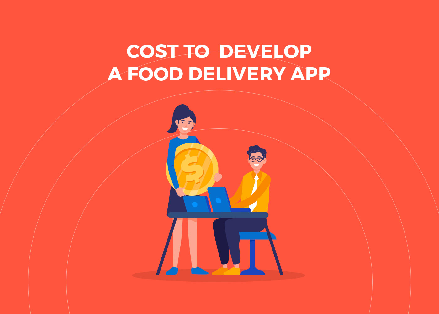 cost to develop food delivery app