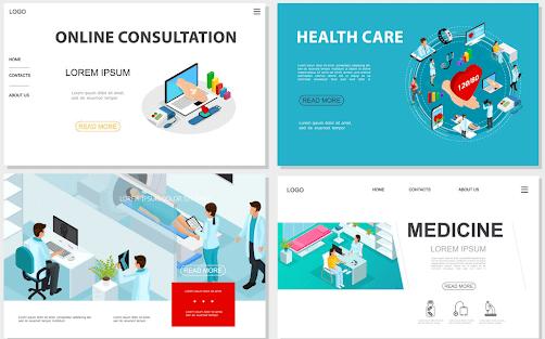 health web development