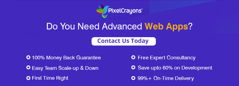 Web App Development Compnay