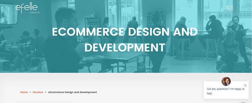 ecommerce solution company