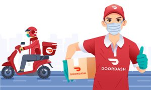 hot to create app like doordash