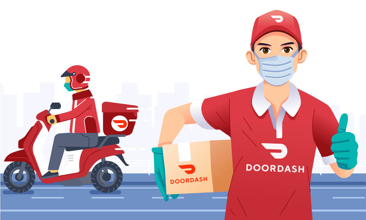 hot to create app like doordash