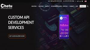 top api development company