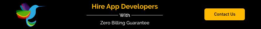 hire app developers
