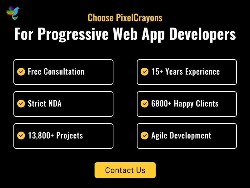 progressive web development