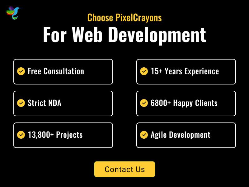 top website development companies in India