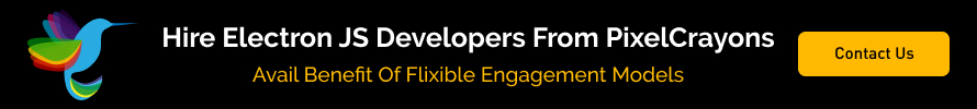 hire electron js developers