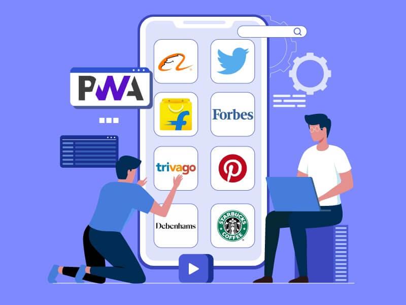 Big Brands Making Use of PWA