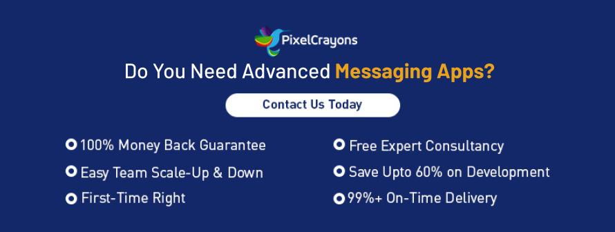 messaging apps development company