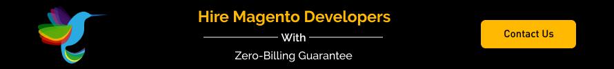 Hire magento developers