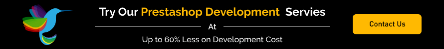 prestashop development company