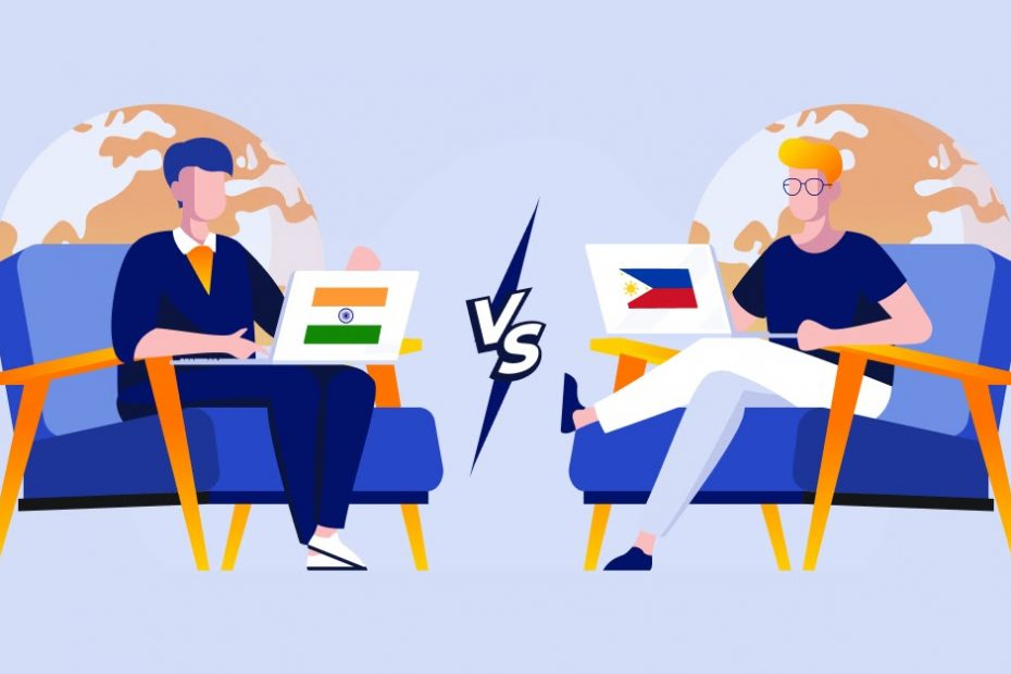 india vs philippines for outsourcing