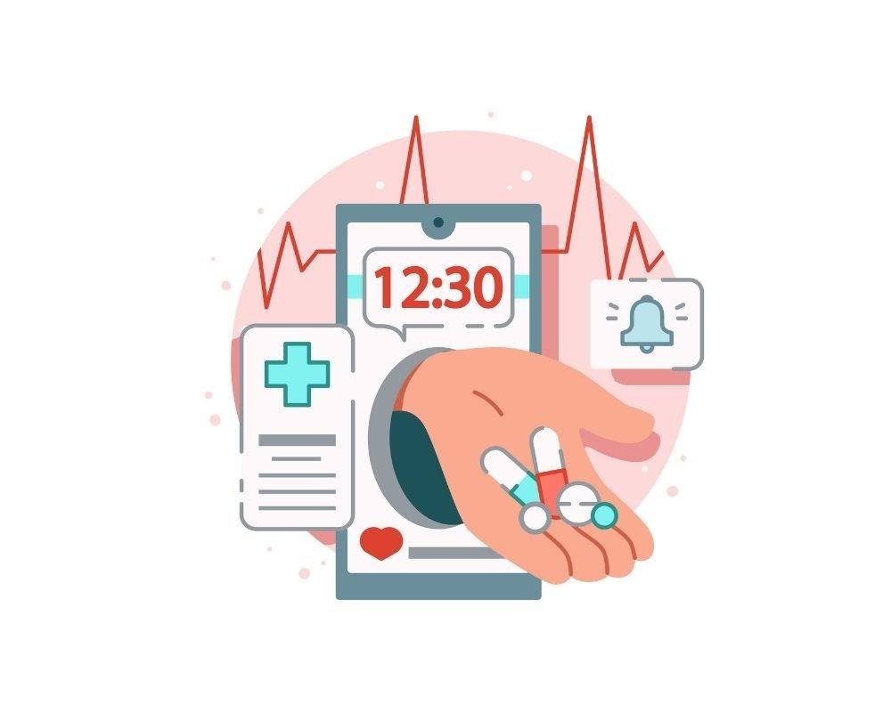 On-demand Drug Delivery Apps