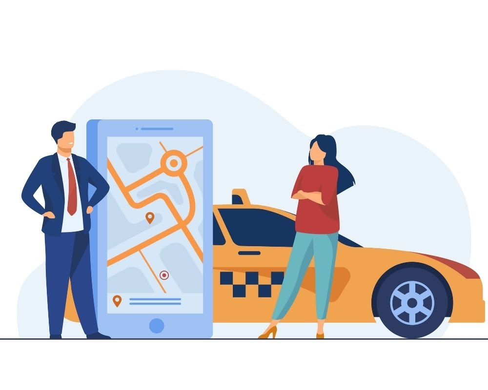 Taxi Booking Apps