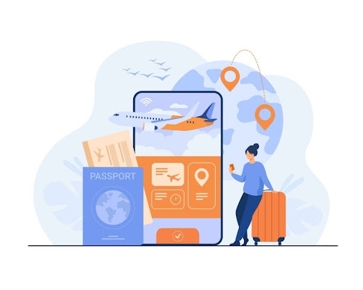Travel & Tourism booking Apps