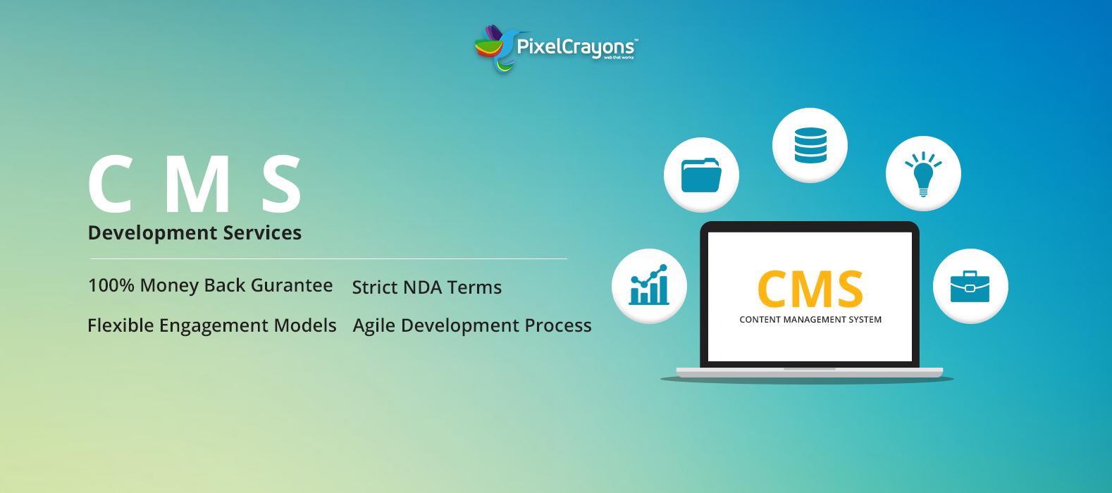 Best CMS Web Development Service Company in India