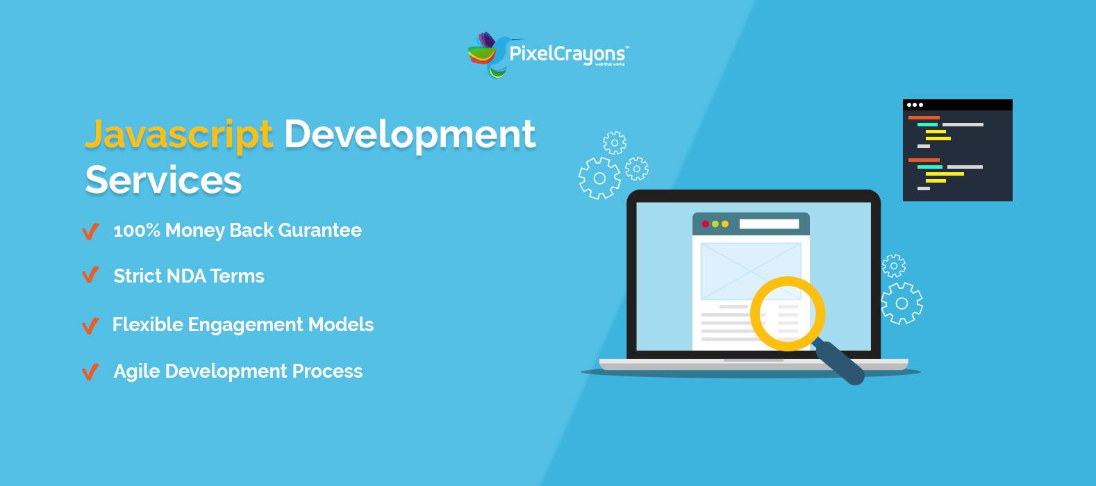 JS Development Company India | JavaScript Development Services