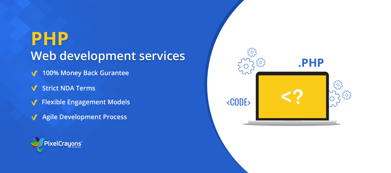Top PHP Web Development Company in India